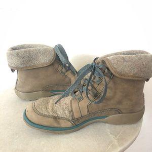 Chaco Barbary Boots